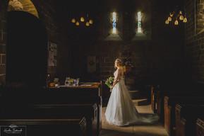 Adel Church in Adel Leeds wedding photography