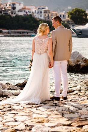 Leeds wedding photographer 37 Skiathos o