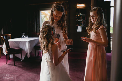 Staley House Hotel and Spa wedding in October 2020