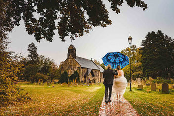 Adel Church Wedding Photography