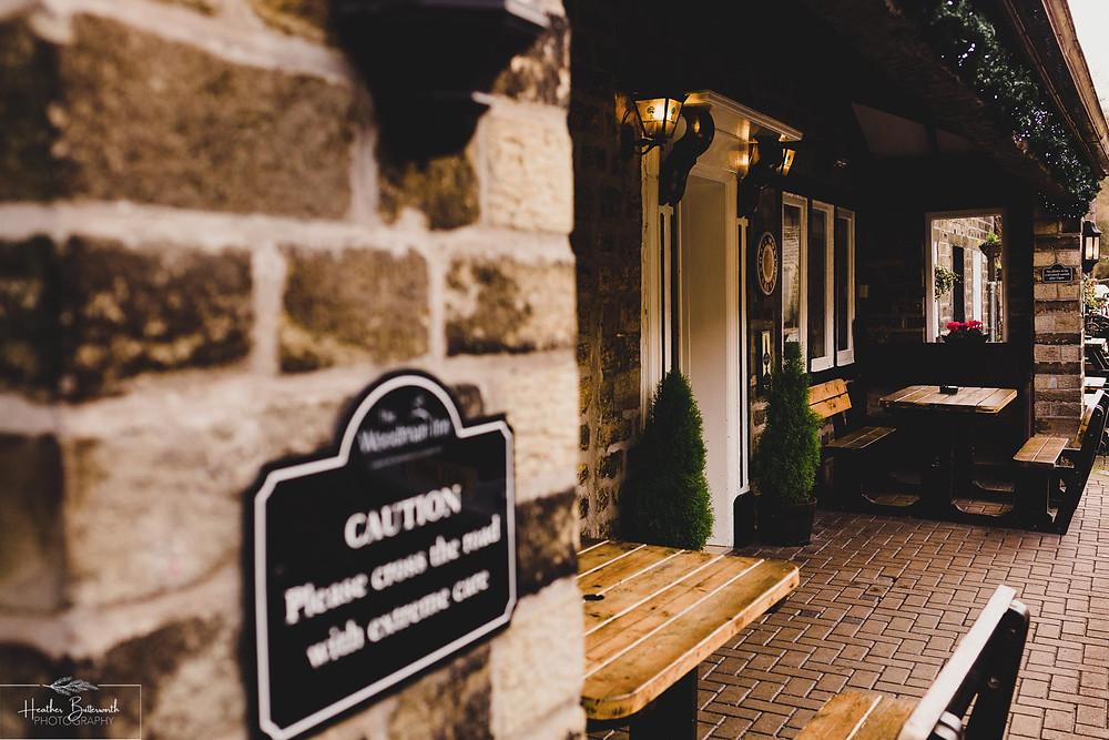 The Woodman Inn in Thunderbridge, Yorkshire