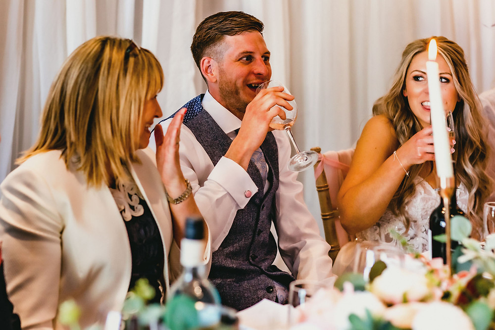Wedding photography at The Coniston Hotel Skipton in Yorkshire