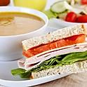 Soup + Half Sandwich