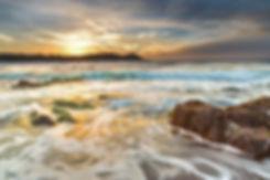 Monastery Beach Sunset
