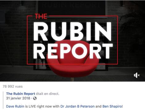 Débat entre Jordan Peterson et Ben Shapiro sur le plateau de Dave Rubin