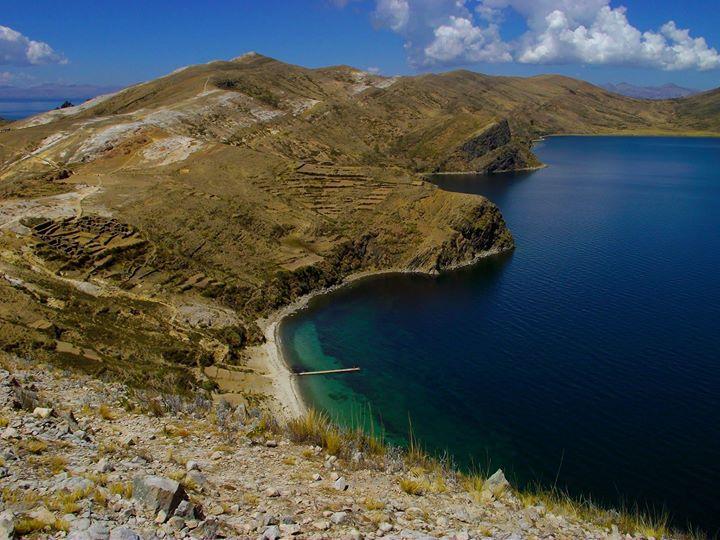 Isla Del Sol, Lago Titicaca, Bolivie