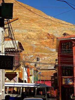 Potosí et ses mines d'argent, Bolivie