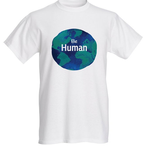 Be Human T- Shirt White