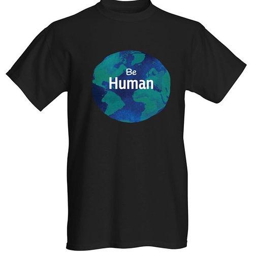 Be Human T shirt Black