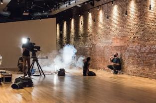 Behind the Scenes (photo by Paulo Rocha-Tavares)