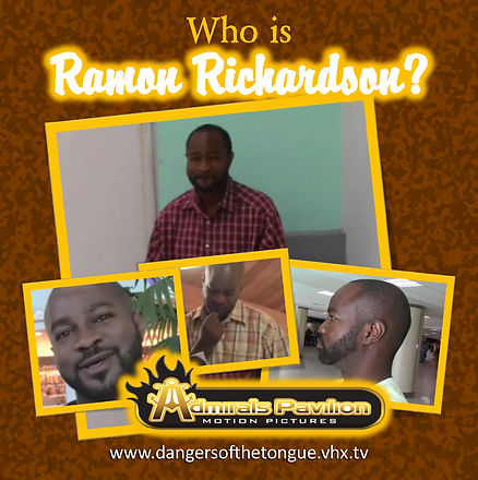 Who is Ramone Richardson CD cover.jpg