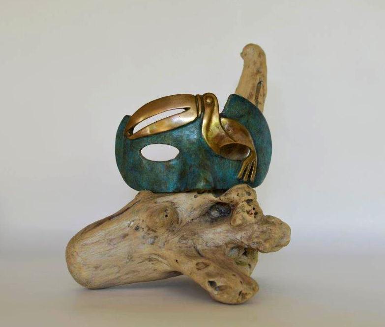 Masque Toucan