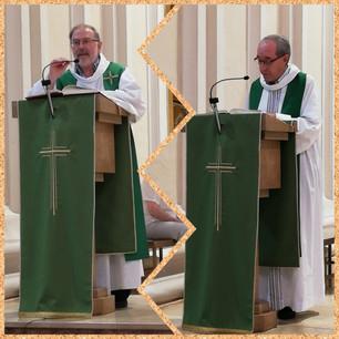 DESPEDIDA DE D. JESÚS JAIME Y JOSÉ IGNACIO BLANCO
