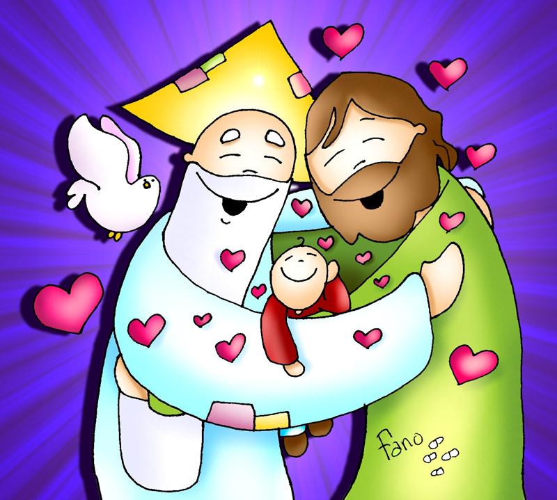 El jueves 17 de marzo a las 20 h tendrá lugar en la Iglesia la Celebración comunitaria de la Penitencia. Una forma de preparar la Semana Santa recibiendo el abrazo misericordioso de Dios Padre.