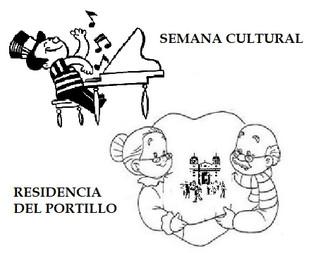 SEMANA CULTURAL DE LA RESIDENCIA NTRA. SRA. DEL PORTILLO