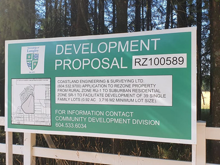 Should there be development in Salmon River with no Neighbourhood Plan?