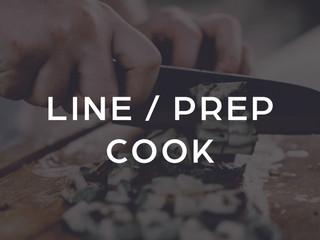 Line / Prep Cook
