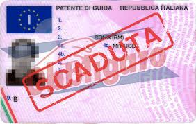 Coronavirus: Proroga scadenze delle patenti