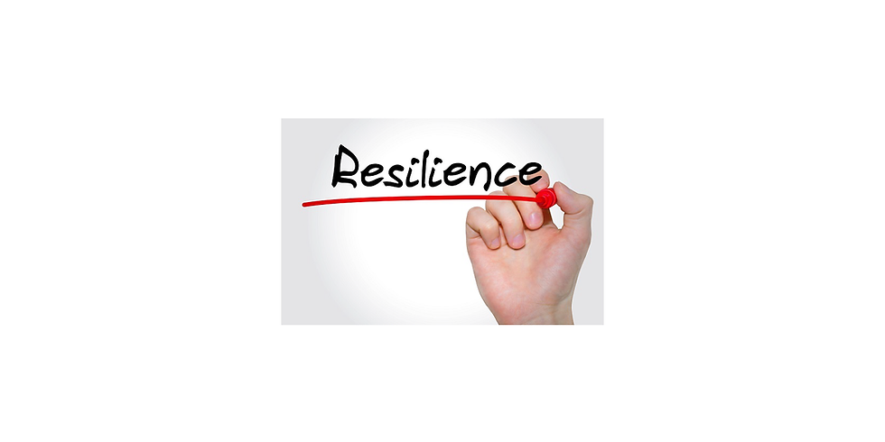 Importance of Resilience in the 'New World' after Covid-19