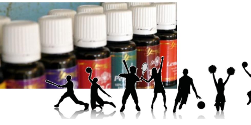 Managing pain, integrating TCM & Essential Oils