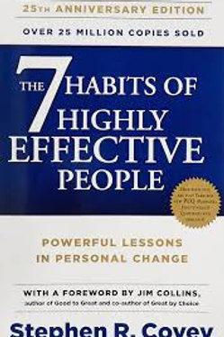 Achieveing Brilliance Through Effective Habits (Max intake: 12)
