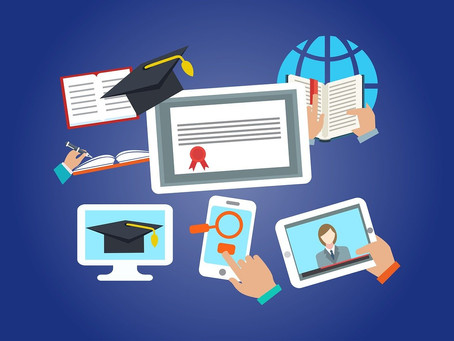 Online learning: the common terms