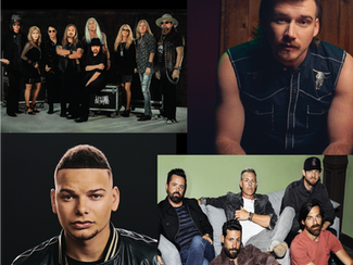 Lynyrd Skynyrd, Old Dominion and Kane Brown Reconfirm for Country Thunder Iowa 2021!
