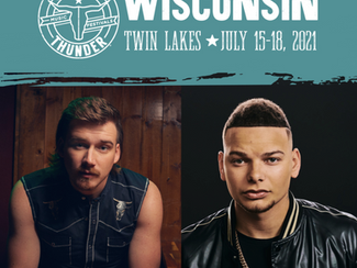 Country Thunder Wisconsin has been rescheduled to 2021