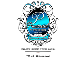 Provincial-Vodka