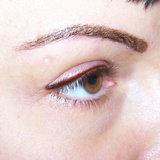 Microblading After Photo