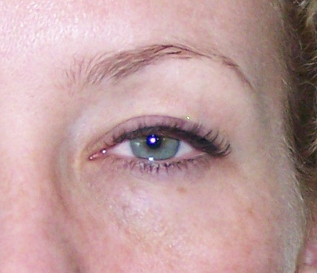 Microblading Before Photo