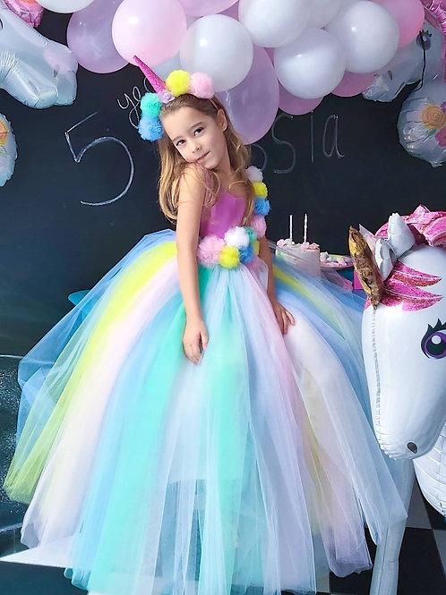 Dream Rainbow Dress Child