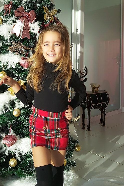 Holly Skirt Child