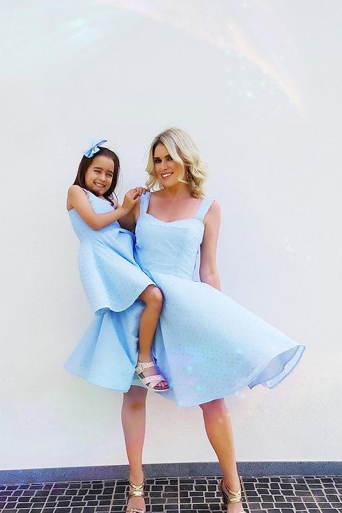 Isla Mom's Dress