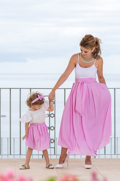 Cassia Skirt Mom