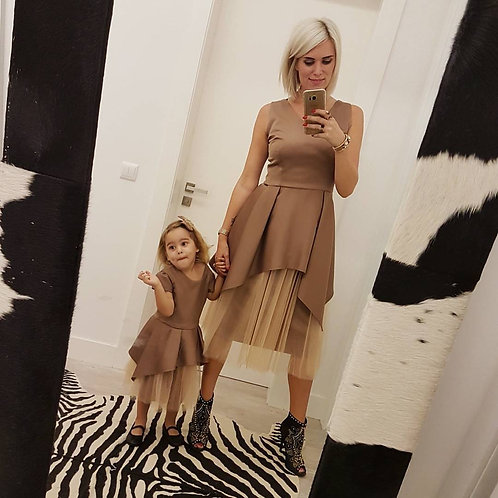 Sienna Dress Mom