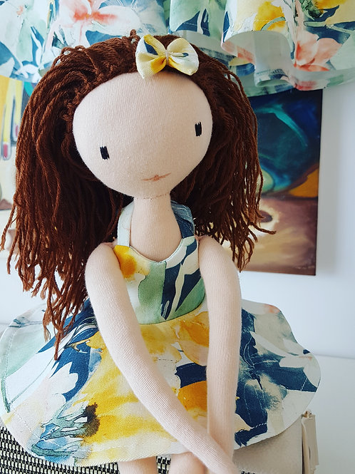 Customised Matching Doll