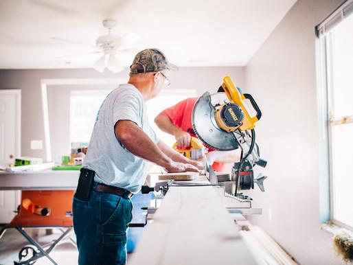 Taking Advantage of Seasonal Renovation Trends