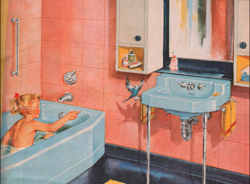 A Brief History of Bathrooms