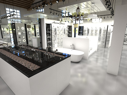 Who will you trust to renovate your showroom?