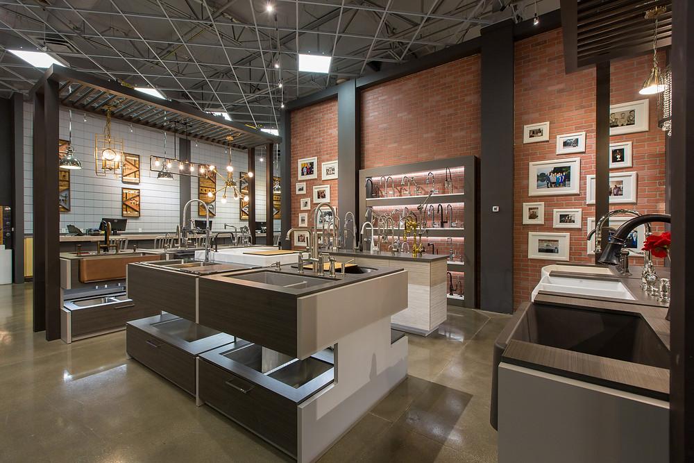 Central Arizona Supply Showroom