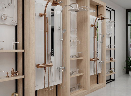 How Manufacturers Can Stand Out in Decorative Plumbing Showrooms