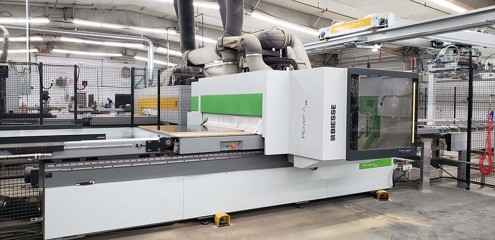 Our automated fabrication factory invests in machines that produce high-quality, heavy-duty retail fixtures specifically for decorative plumbing showrooms.