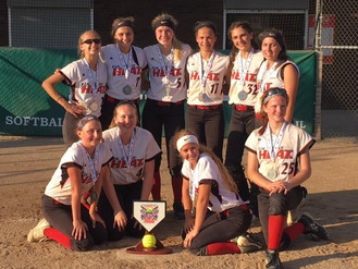 13U Black 2nd Place at NSA State Tournament!