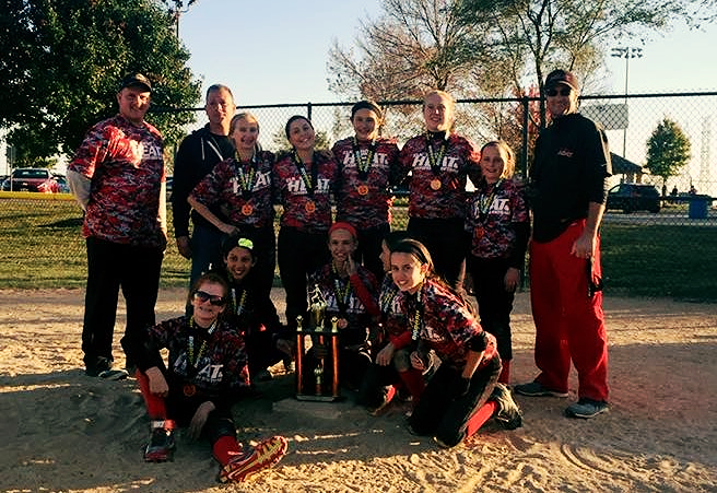 PUMPKIN BASH PGF 2nd place