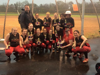 Congrats to the 12U Heat!!