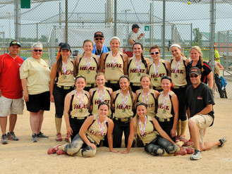 18U Black Takes Title in International Tournament!