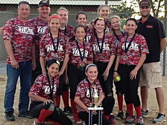 12U Black Takes First!