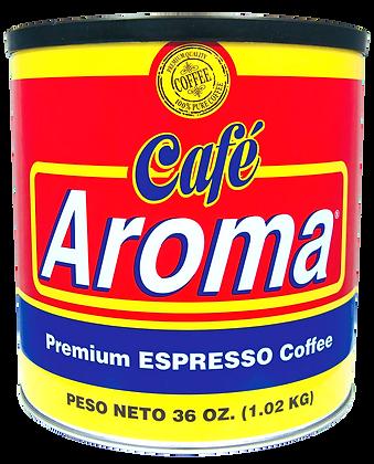 Café Aroma Can 36oz