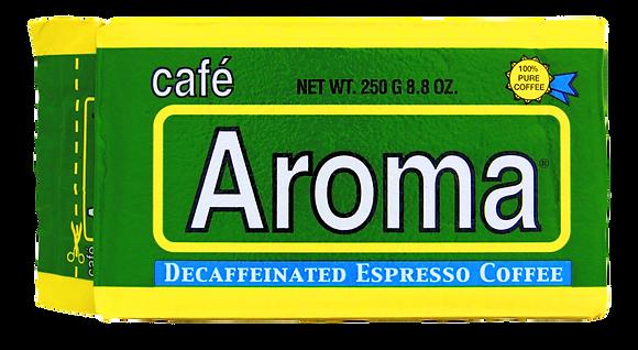 Café Aroma Decaf Brick 8.8oz